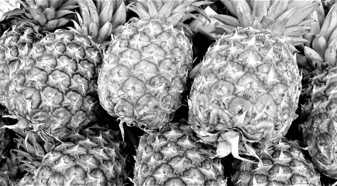 Ascendency, or a Story of Pineapples