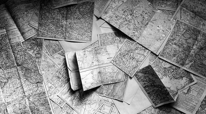 The Anatomy of Distance or: A Study of Cartography